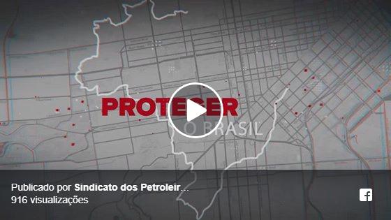 Sindipetro-NF Não vamos permitir o retrocesso em nosso país. Privatizar Faz Mal ao Brasil.