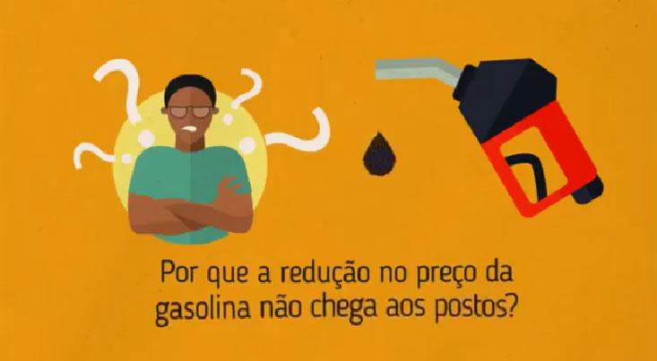 Se o preço da gasolina cai na refinaria, por que o consumidor continua pagando caro no posto?