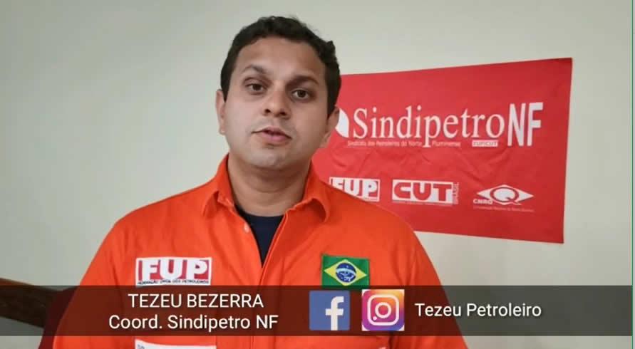 Sindipetro-NF se solidariza com trabalhadores do EDISP que perderão postos de trabalho