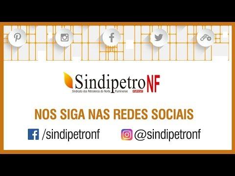 Diretores do Sindipetro-NF debatem com a categoria sobre as assembléias para avaliar a proposta de ACT da Petrobras.