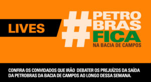 Confira a programação das lives #PetrobrasFica